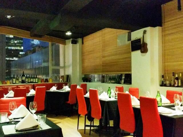 58168 restaurant sabor